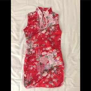 Other - Girls silk top from china